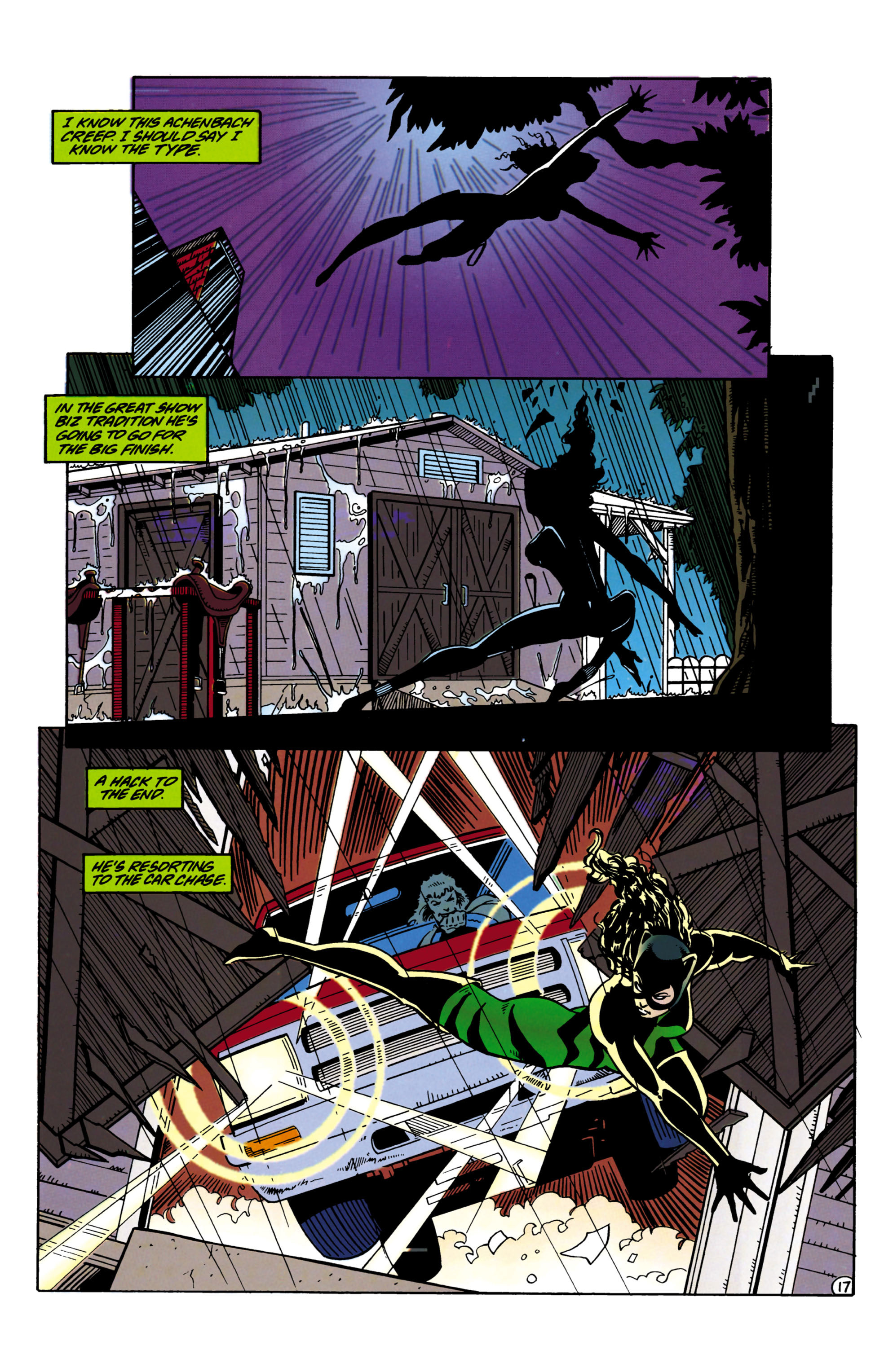 Catwoman (1993) Issue #21 #26 - English 17