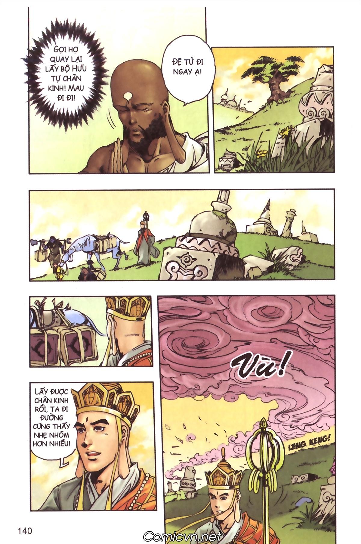Tây Du Ký màu - Chapter 134 - Pic 16