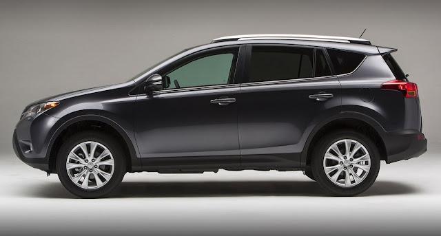 2015 Toyota RAV4 grey