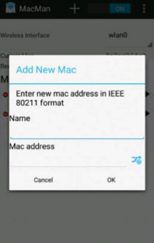 how to get alternate mac address for xbox one