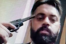 Gila! Pria ini Bunuh Diri dan Siarkan Langsung Saat Ia Menembak Kepalanya Sendiri di Halaman Facebook
