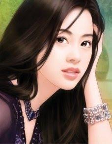 Beautiful Girl Animated