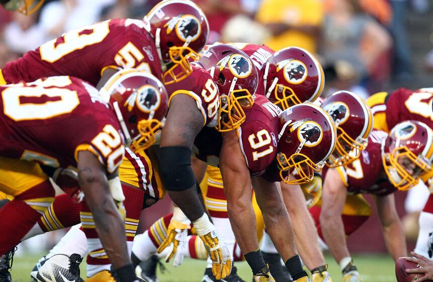 Washington Redskins.10° equipe mais valiosa do mundo 8057bd9951cce