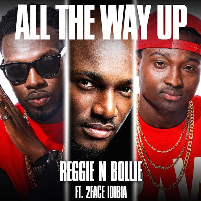Reggie N Bollie announce new single with 2Baba