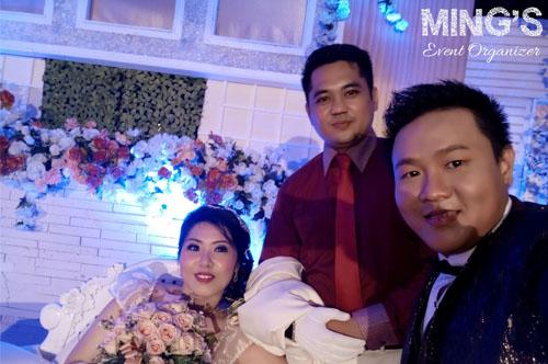 Mc Kudus - Engagement Agus & Melina 11 April 2015