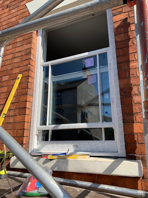 DIY Sash Window Installation