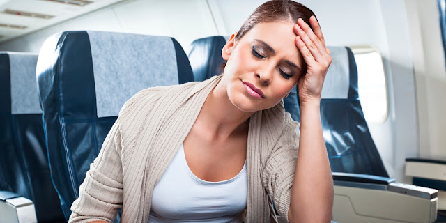 10 Strange Things That Will Happen To Your Body While on Airplane