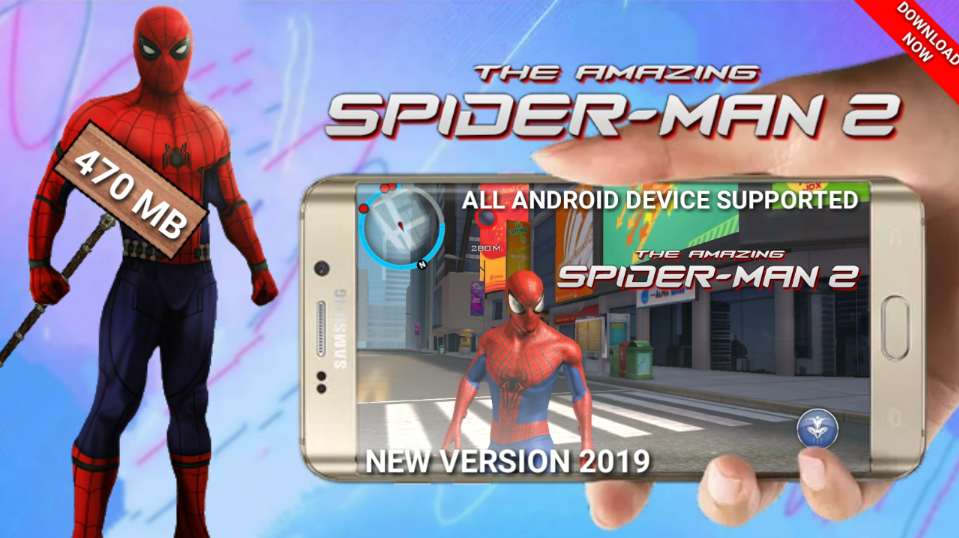 The Amazing Spider Man 2 1 2 7d APK + MOD (Unlimited Money