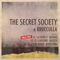 Conciertos de The Secret Society y Rrucculla