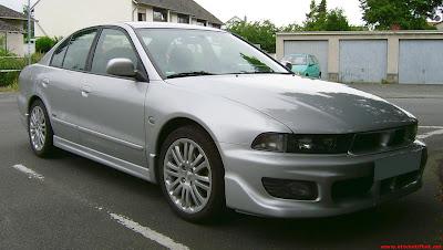 Review Lengkap Mitsubishi Galant VR dan V6
