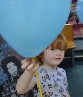 Free balloons at  AMF Bowling - The Galleries | Washington