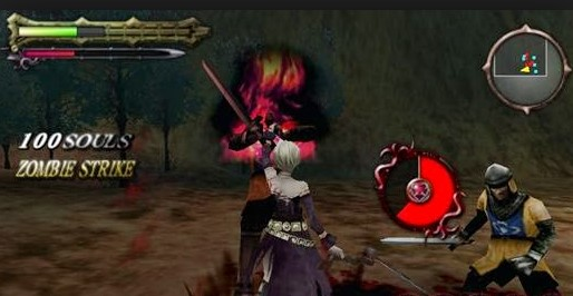 Download Undead Knights ISO PPSSPP