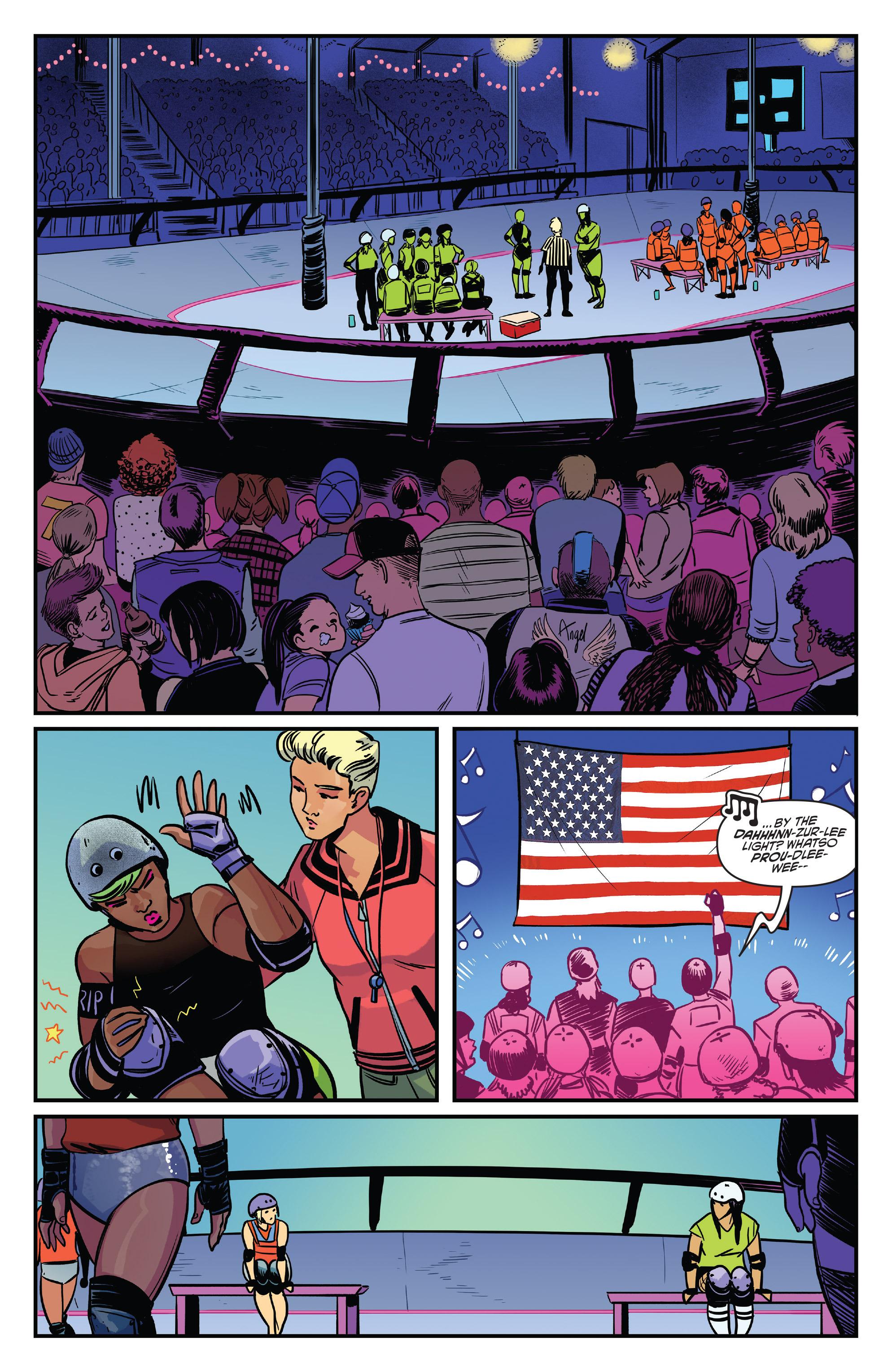 Read online Slam! comic -  Issue #4 - 13