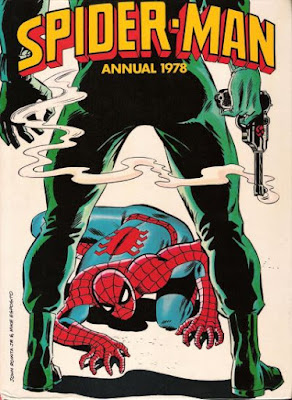 Marvel UK, Spider-Man Annual 1978