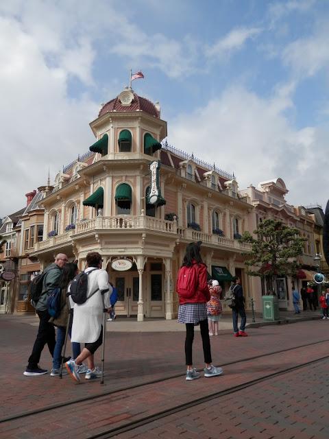 handicapés Disneyland Paris