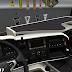 Scania R Black & White Interior