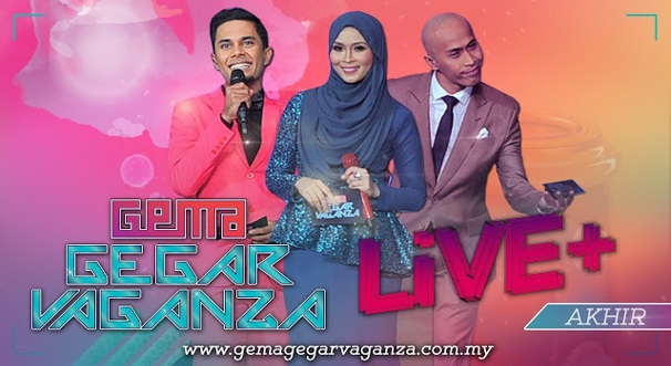 [LIVE] Gema Gegar Vaganza Live Plus Minggu AKHIR