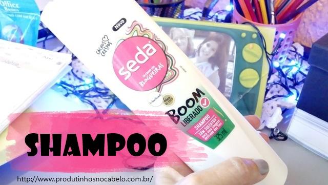 Shampoo Seda das Blogueiras