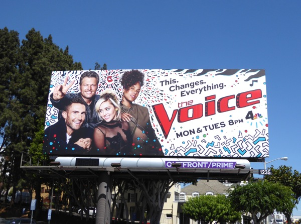 Voice season 11 billboard