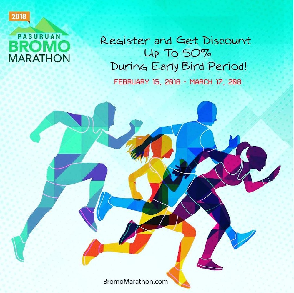 Bromo Marathon • 2018