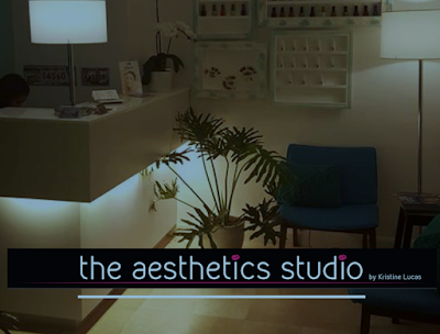 The Aesthetics Studio, for people with discerning taste in beauty