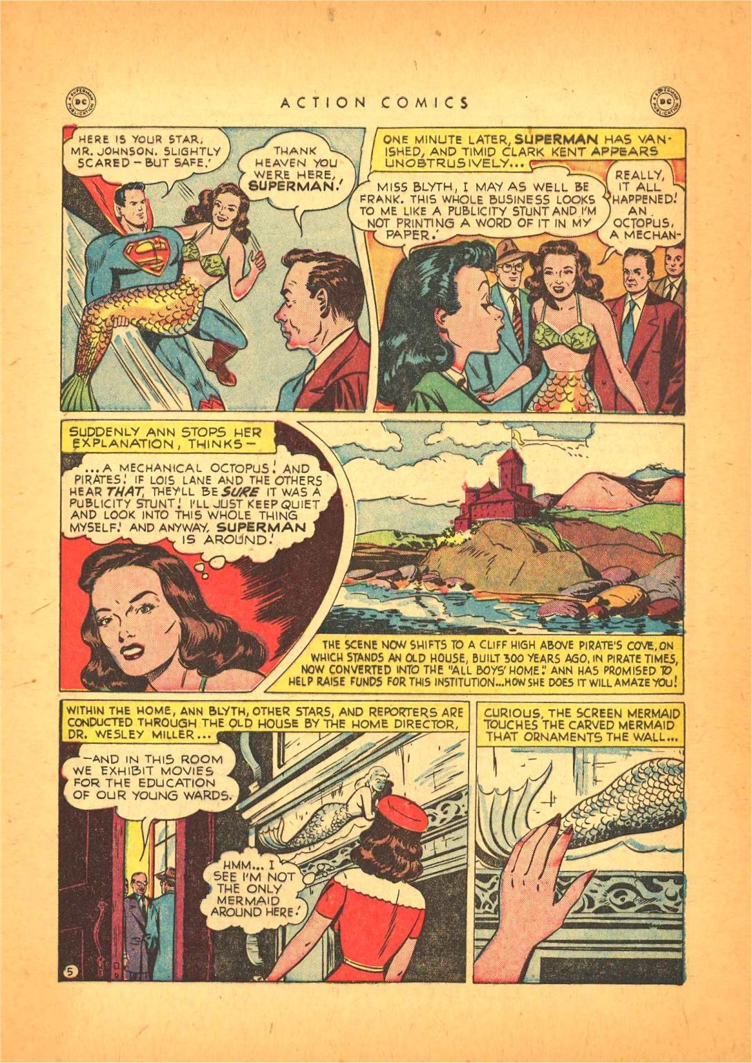 Action Comics (1938) 130 Page 5