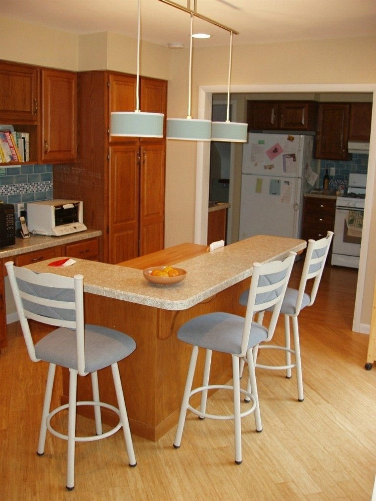 Modern Kitchen Remodel Pictures With Oak Cabinets Ideas 22