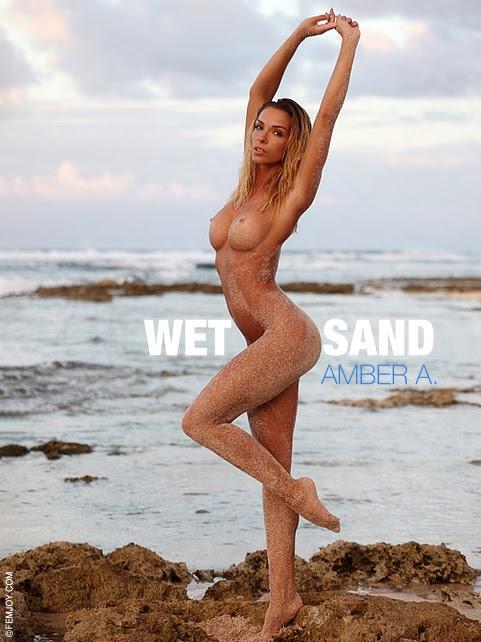 [FemJoy] Amber A - Wet Sand