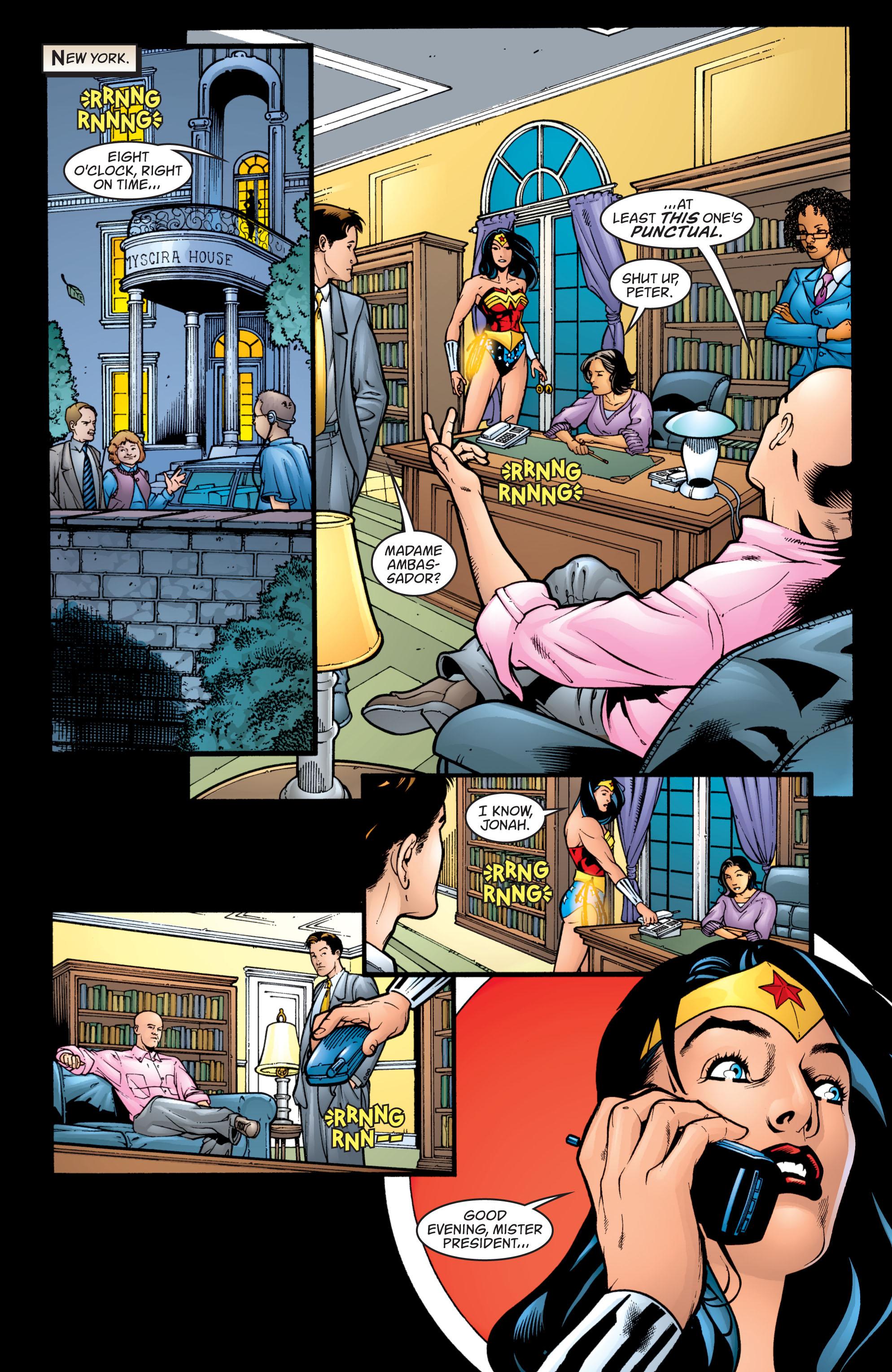 Read online Wonder Woman (1987) comic -  Issue #207 - 7
