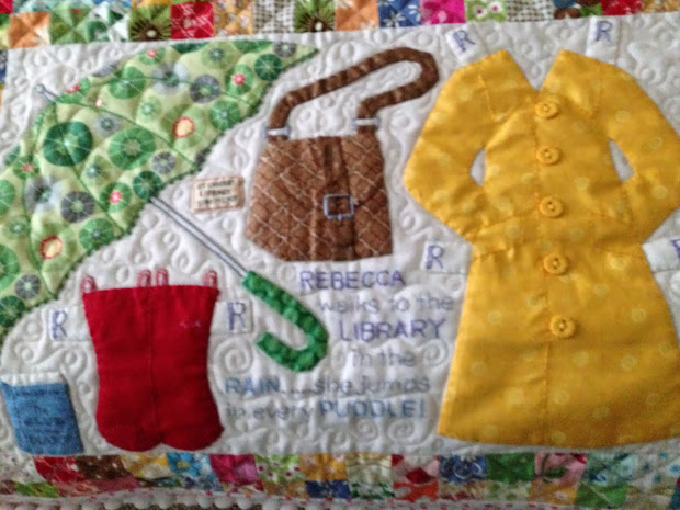 Dream Quilt Create Paperdoll Finished