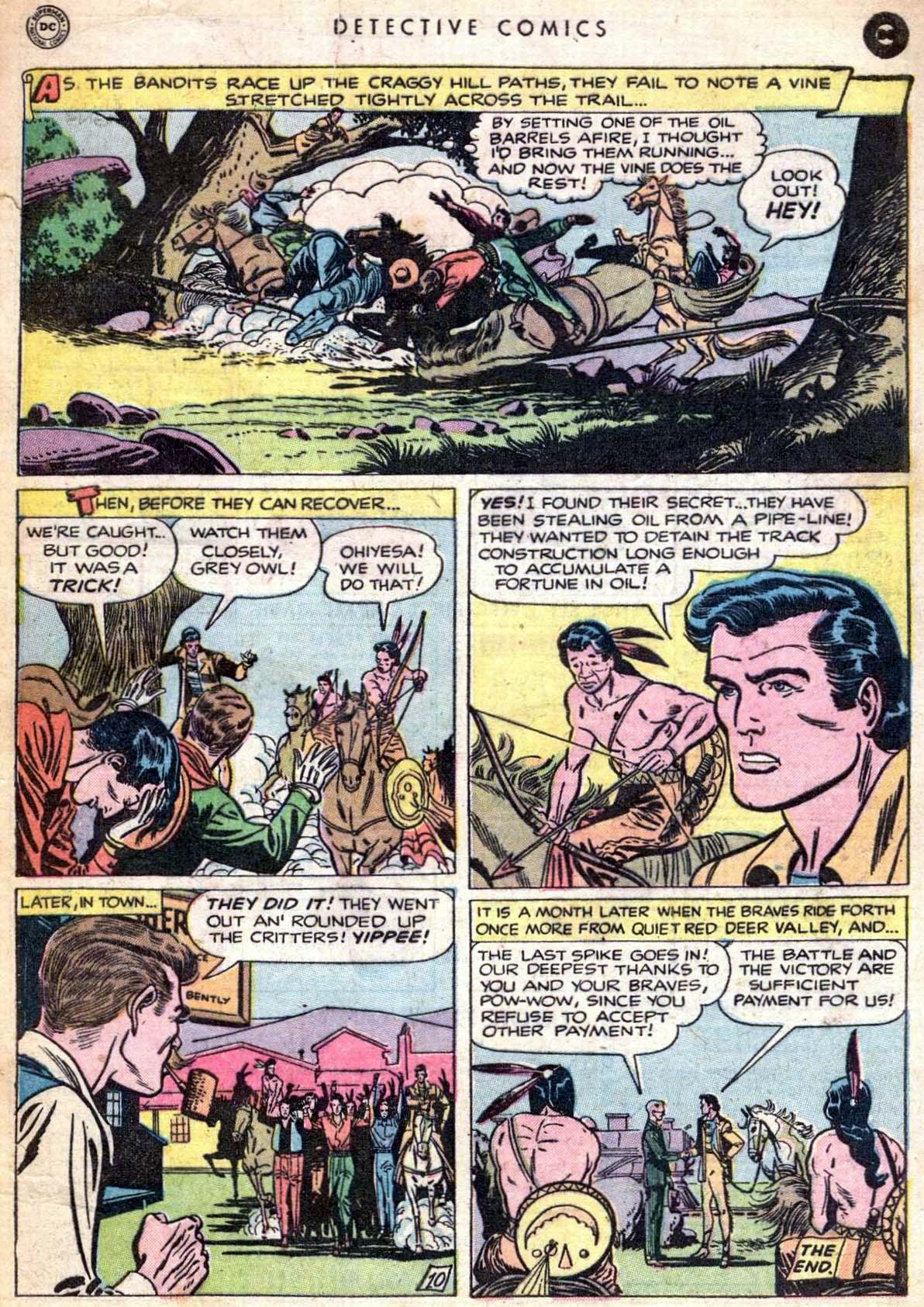 Detective Comics (1937) 157 Page 48