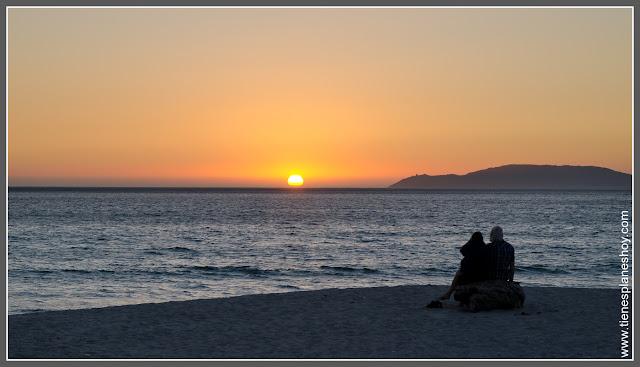 Playa de Carnota (Galicia)