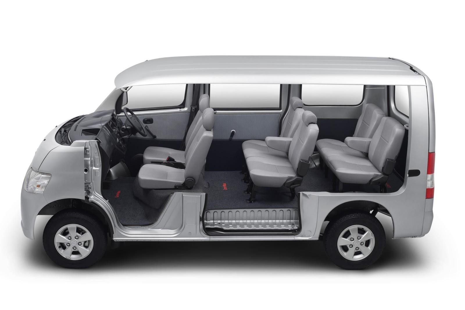 Daihatsu Gran Max Specification