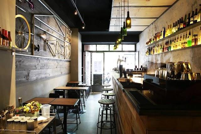 【特式旅遊】硬朗工業風 台灣地道酒吧3選