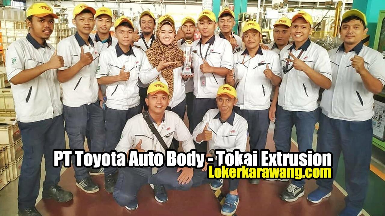 PT Toyota Auto Body Cikarang
