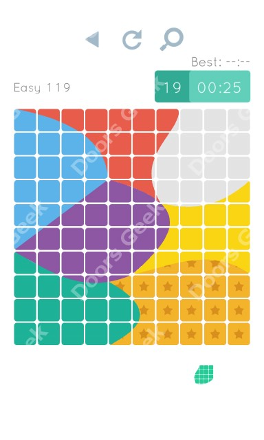 Cheats, Walkthrough for Blocks and Shapes Level 119