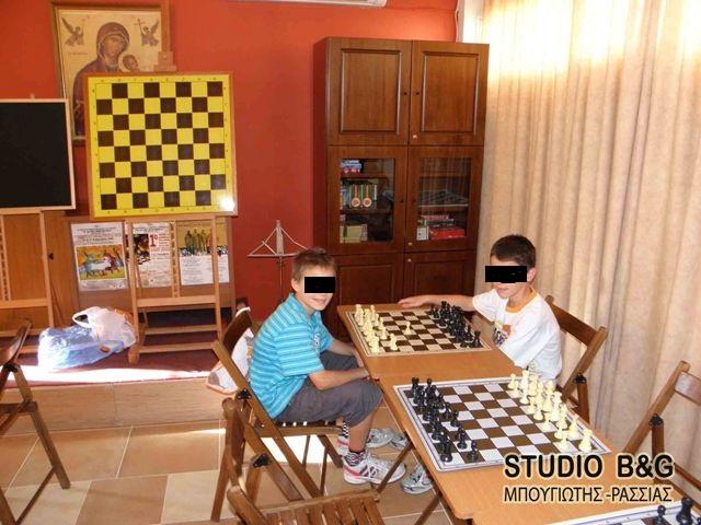 Πέταξαν έξω τον Σκακιστικό Σύλλογο Ναυπλίου «Άγιος Νεκτάριος»