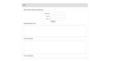 Donlowds Aplikasi Algoritma RSA Berbasis WEB Dua Aplikasi