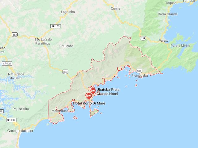 Costa Norte de SP