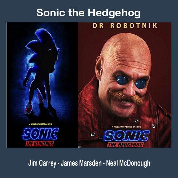 Sonic the Hedgehog, Film Sonic the Hedgehog, Sinopsis Sonic the Hedgehog, Trailer Sonic the Hedgehog, Review Sonic the Hedgehog, Download Poster Sonic the Hedgehog