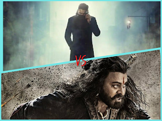 Saaho VS Sye Raa Narasimha  Reddy Release Date