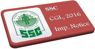 SSC+CGL+2016