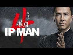 IP MAN 4: THE FINALE Blu-ray Giveaway