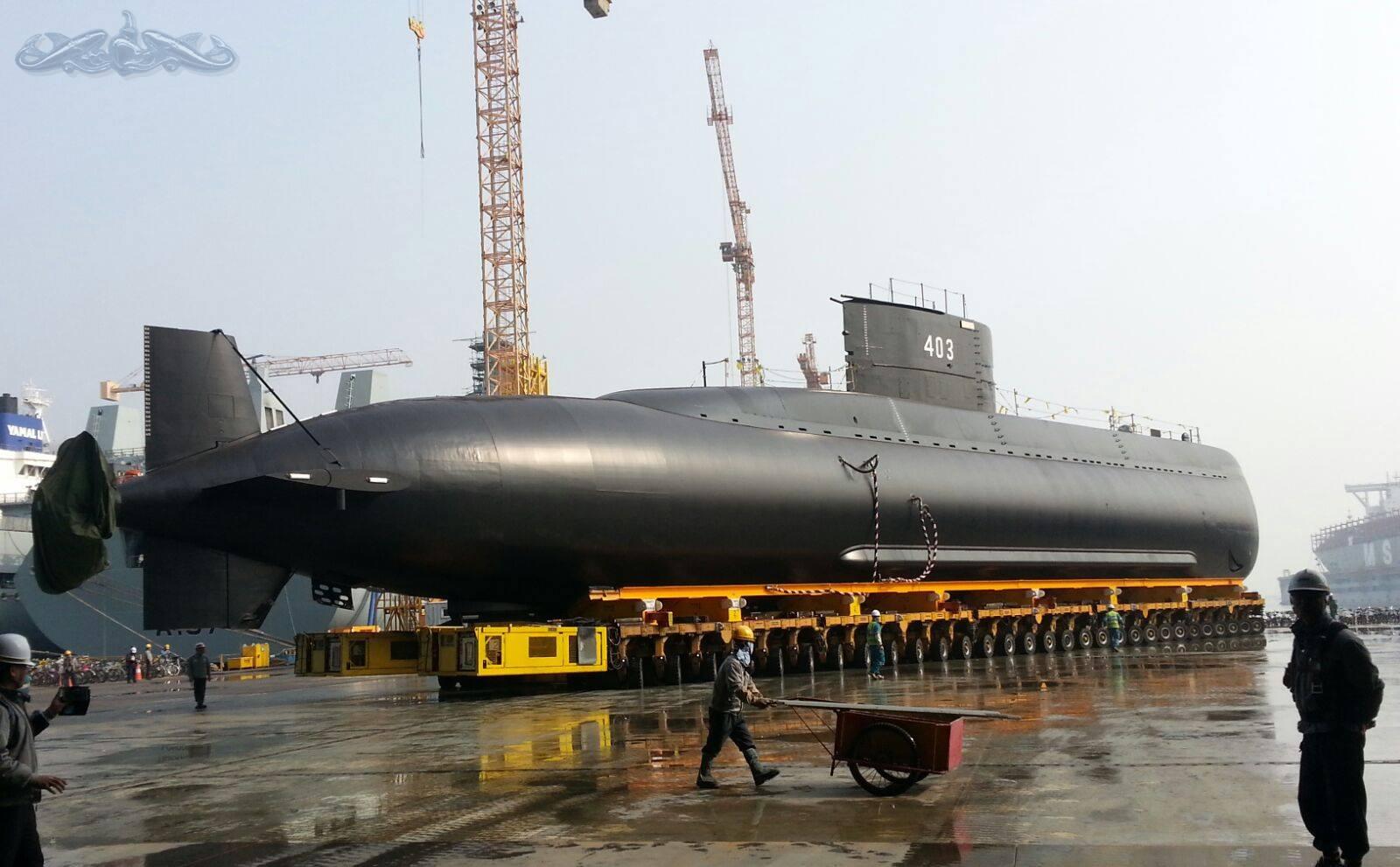 TNI Butuh Tambahan 4 Kapal Selam Baru