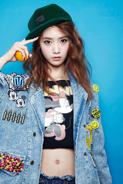 5 Ways to Wear Patches Like SNSD Yoona