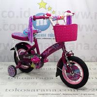 Sepeda Anak Element Bonita 12 Inci