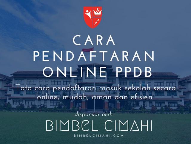 Cara Pendaftaran Online PPDB