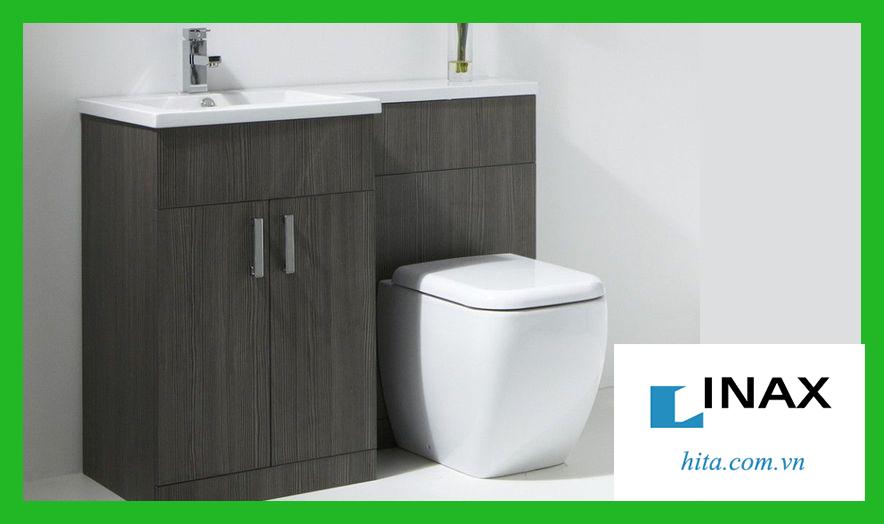 Bí quyết tẩy sạch Lavabo bàn cầu inax nhà vệ sinh