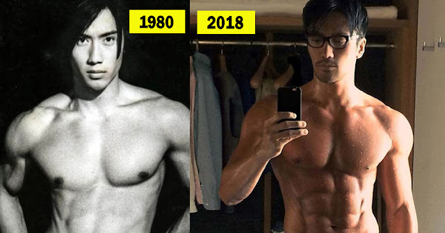 Man Looks 20 At The Age Of 50. Check Out His Secret!