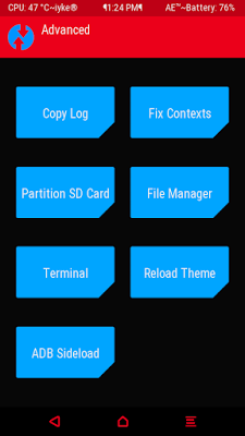 TWRP Recovery v3 0 0 For Infinix Hot 2 - SkilsToolz
